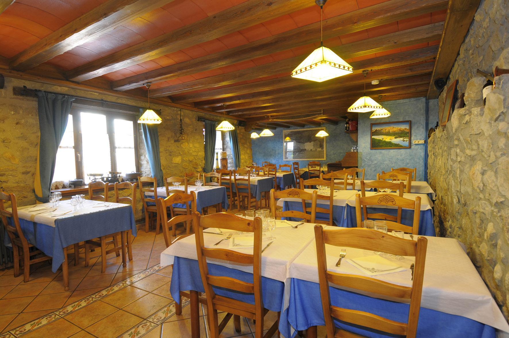 restaurante Arnaldet Sesué