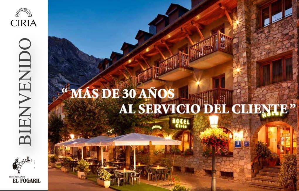 Hotel Ciria Benasque