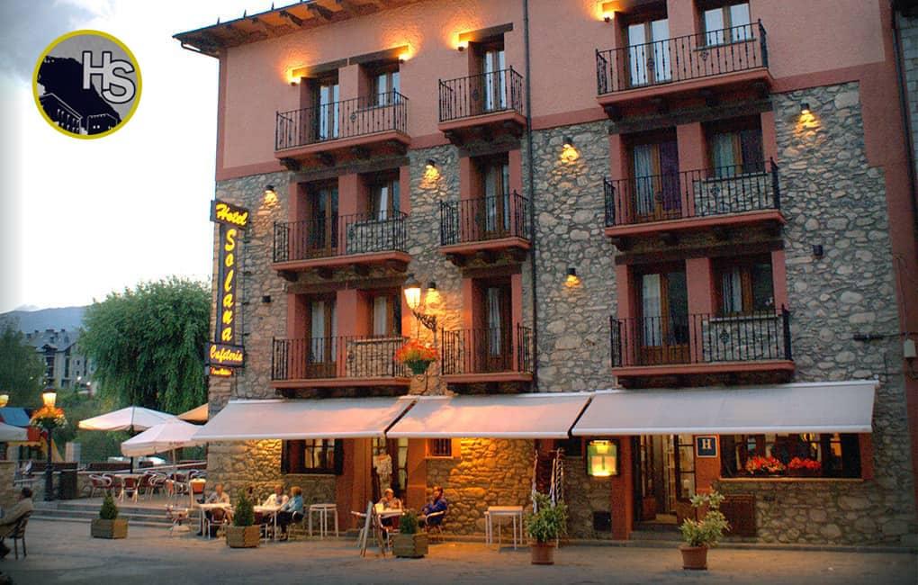 Restaurante Solana Benasque